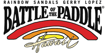 2011 Gerry Lopez Battle of the Paddle HAWAII by Rainbow Sandals