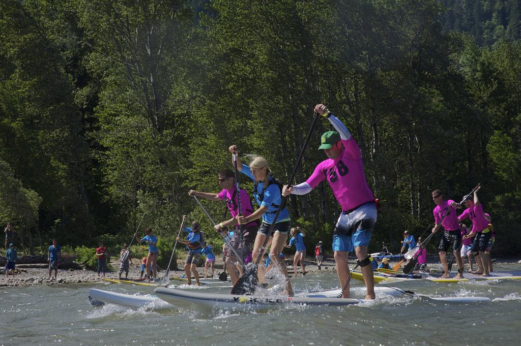 SUP4Cancer 2011 SUP Paddleboard Race Dates July 9-10