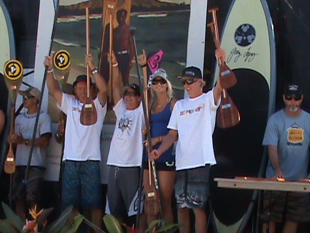 Battle of the Paddle Hawaii 2011 Recap with Watermans Connor Baxter