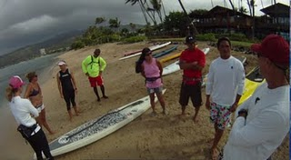 Downwind Clinic video- with Nicole Madosik, Jared Vargas, Morgan Hoeserey, Kainoa Beaupre