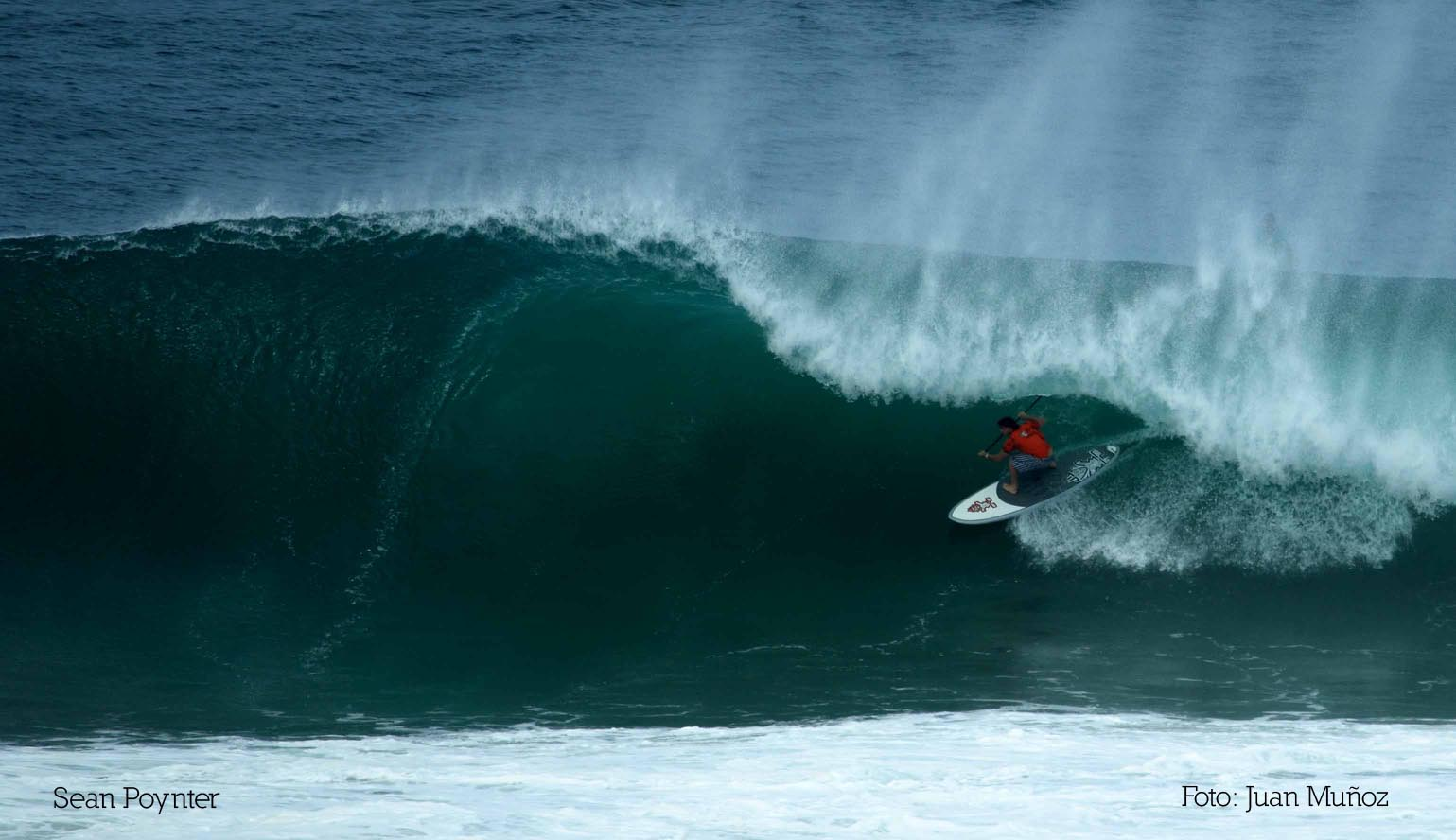 Interview – Stand Up Paddle World Tour Surfer Sean Poynter