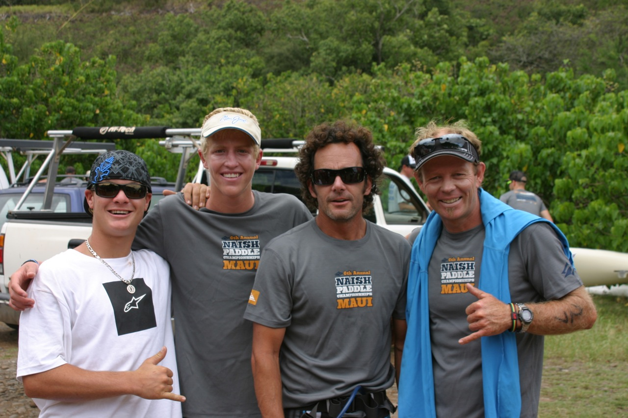 2011 Naish Paddle Championships Recap from Maui