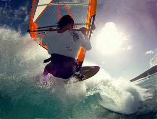 Windsurfing Dream- video by Bob Bohn