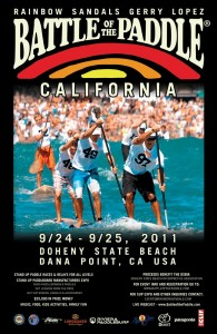 Battle of the Paddle 2011 Dana Point