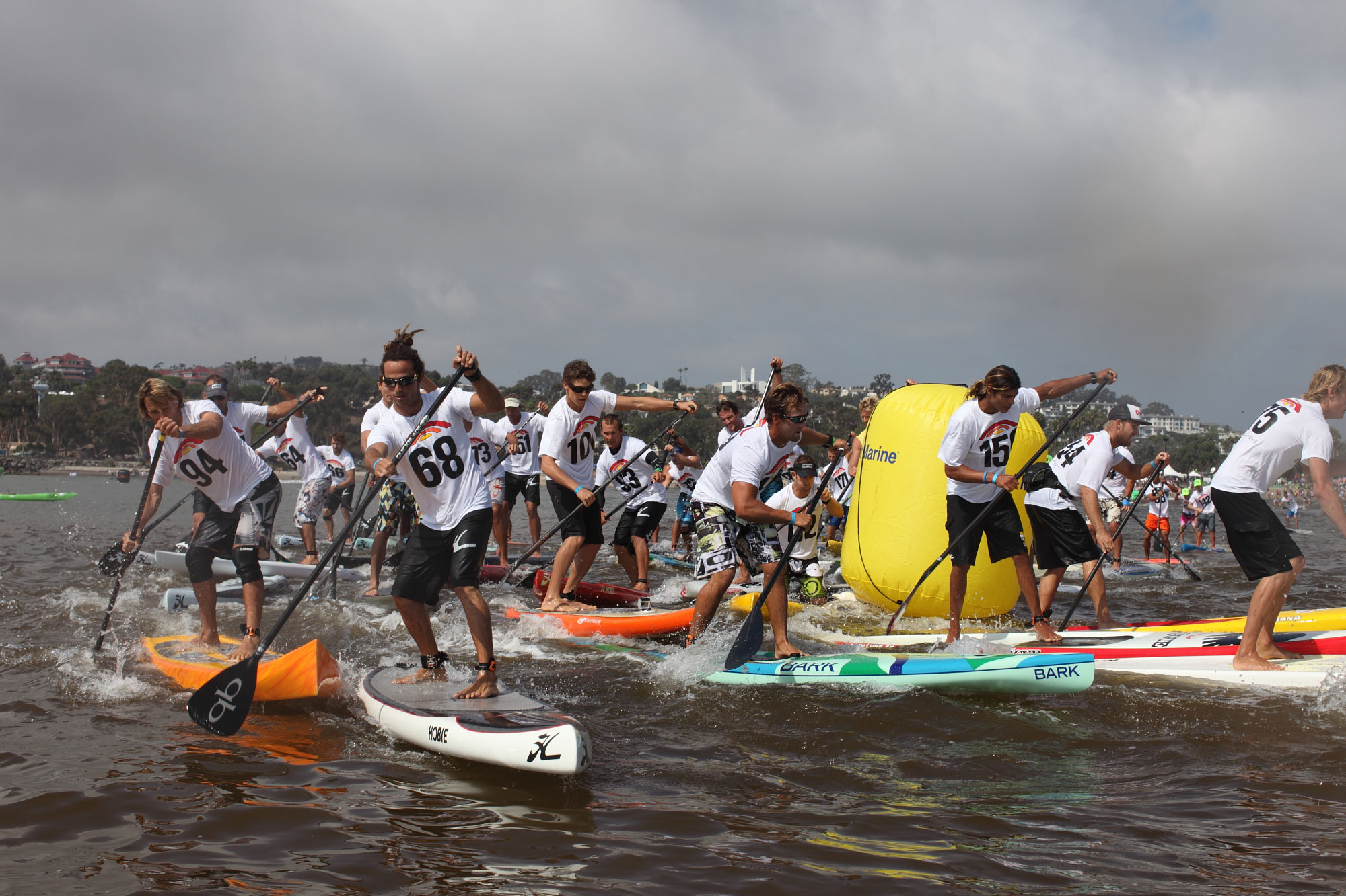 Race Results &#8211; 2011 Battle of the Paddle Dana Point