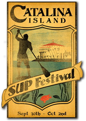 CATALINA ISLAND SUP FESTIVAL 2011