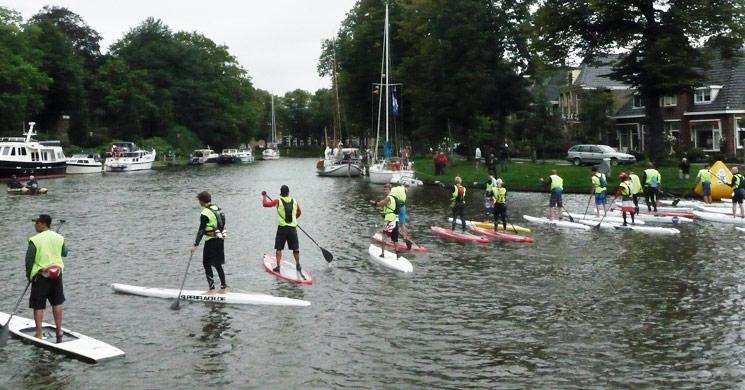 SUP 11-City Tour 2011 Day 1