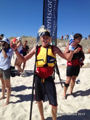 The Doctor 2012 Race Results – Connor Wins SUP