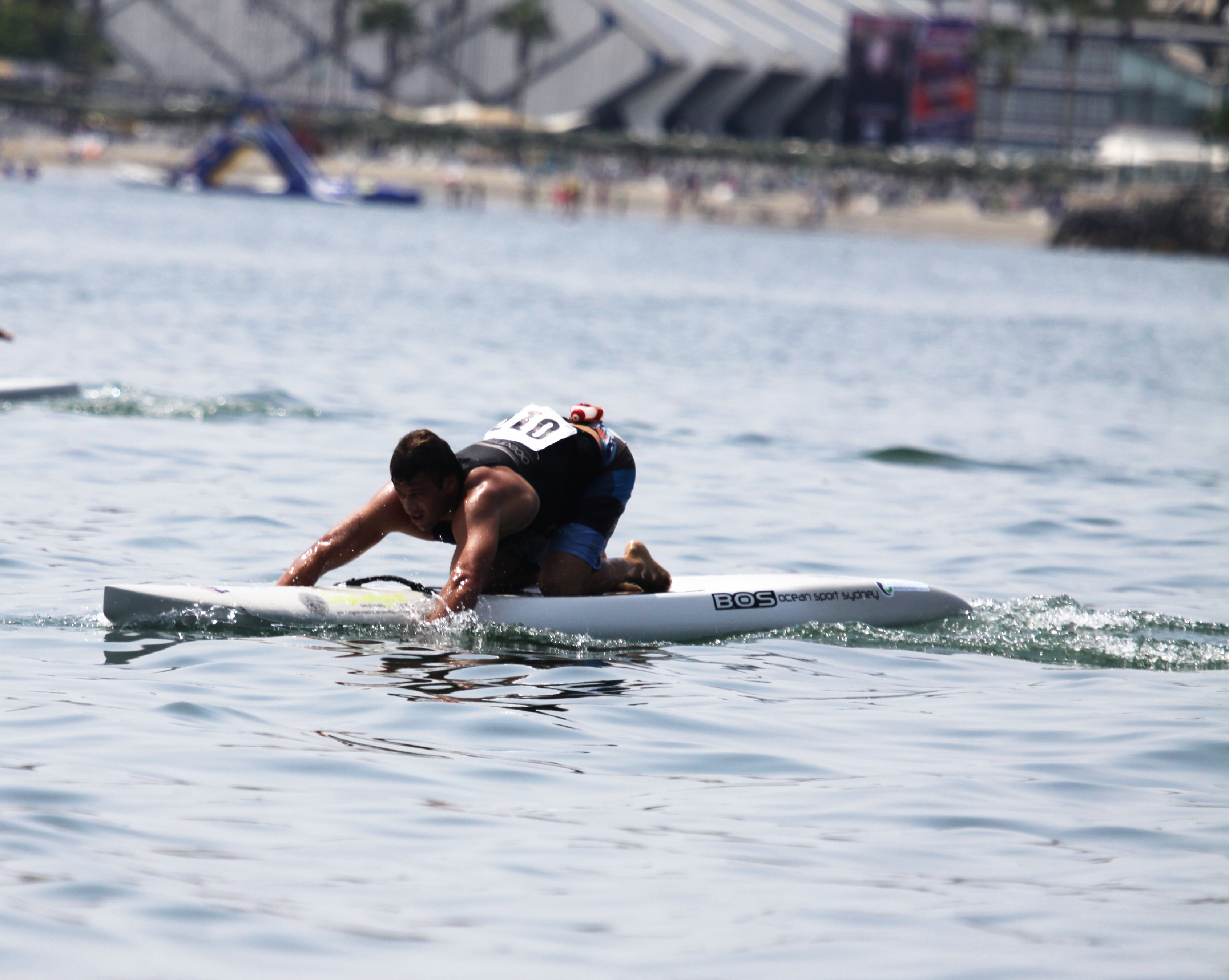 ISA World Stand Up Championships &#8211; Men&#8217;s Short Paddleboard Race Results