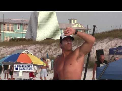 Video – Yolo 2010 Seaside Celebration & Chuck Patterson Nikki Gregg SUP Race Clinics