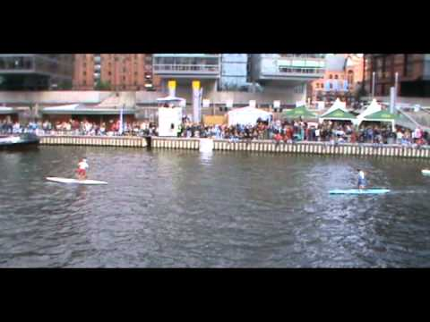 Some Cool Videos from the SUP World Cup Hamburg 2010
