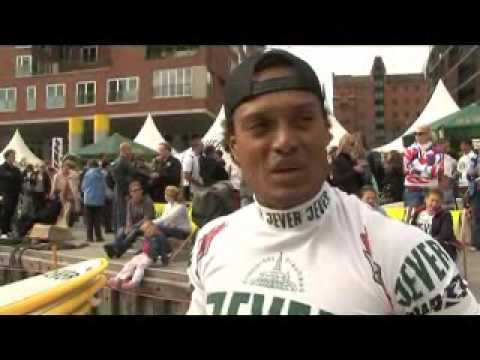 JEVER SUP World Cup Hamburg