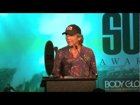 2012 SUP Awards – Lifetime Achievement: Gerry Lopez
