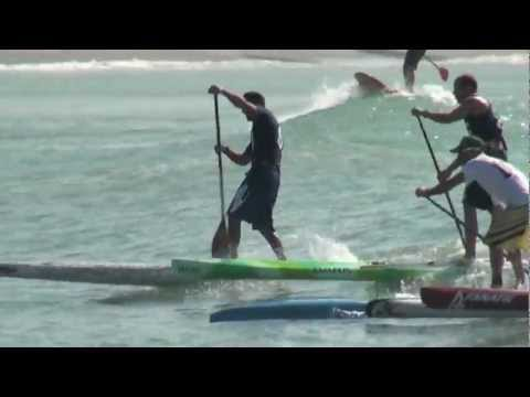 Battle of the Paddle 2012 Elite qualifiers and open race