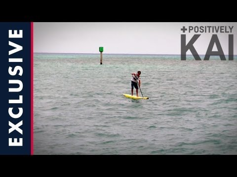 Positively Kai – 32 mile SUP race – Episode 14