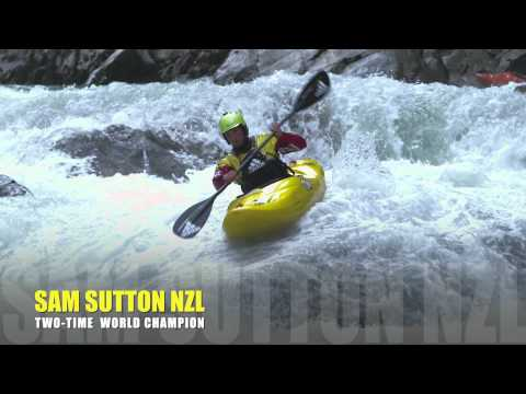 Whitewater | Sam Sutton (NZL) 1080HD