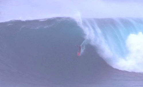 Shane Dorian – Peahi Pit and Interview