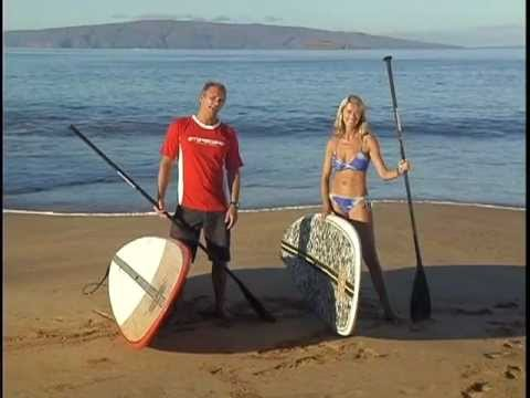 Intro to Stand Up Paddling & Fitness Tips with Suzie Cooney & Tommy Callan