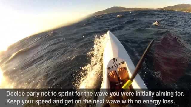 Surfski Downwind Basics