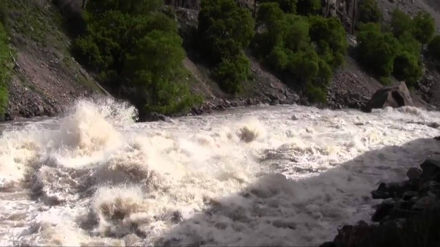 Sick Whitewater Kayak Highlights
