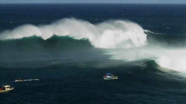 Chuck Patterson – Peahi Jaws Snow Water Ski