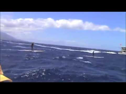 Playlist – Maui to Molokai Downwind with Connor and Dave Kalama