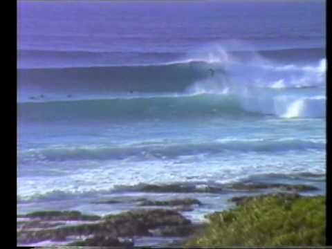 Classic Surf &#8211; Country Feeling Classic JBay 1984