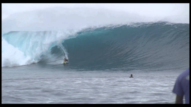 Dave Wassel Goes Big in Fiji XXL by Billabong