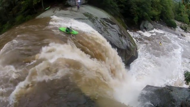 Whitewater – Riding The Flow