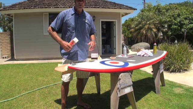 Boardworks – Monster Paint SUP Board Application