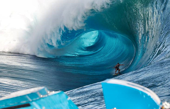 Tahiti &#8211; Wave of the day Koa Rothman