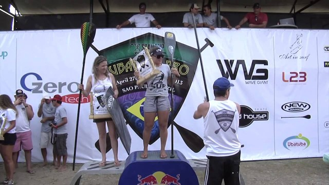 World Series Distance Race: Ubatuba Pro 2013