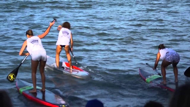 SUP &#8211; World Series Sprints Ubatuba Pro 2013