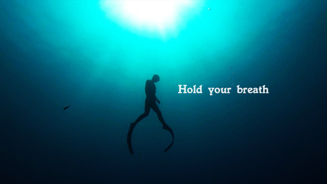 Breath Hold!