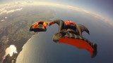 Exploring the Sky Formation Wingsuit Flying