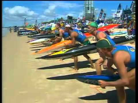 Surf Lifesaving – Prone Board Paddling Skills SLSA