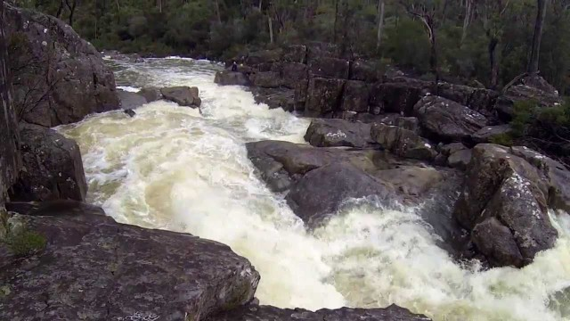 Whitewater Kayak Tasmania