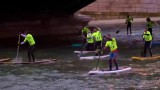 2013 Paris SUP Crossing