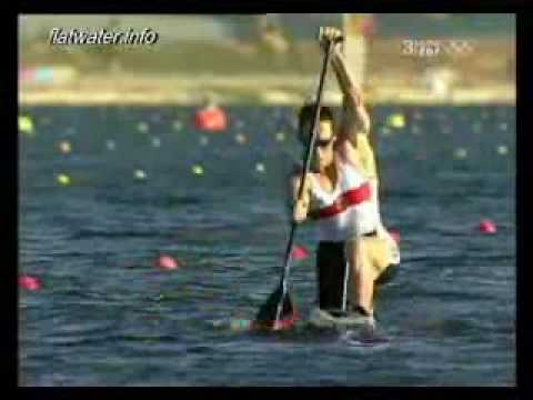 Sprint Canoe Technique