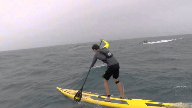Adventure Sports Maui Paddleboard Race 2014