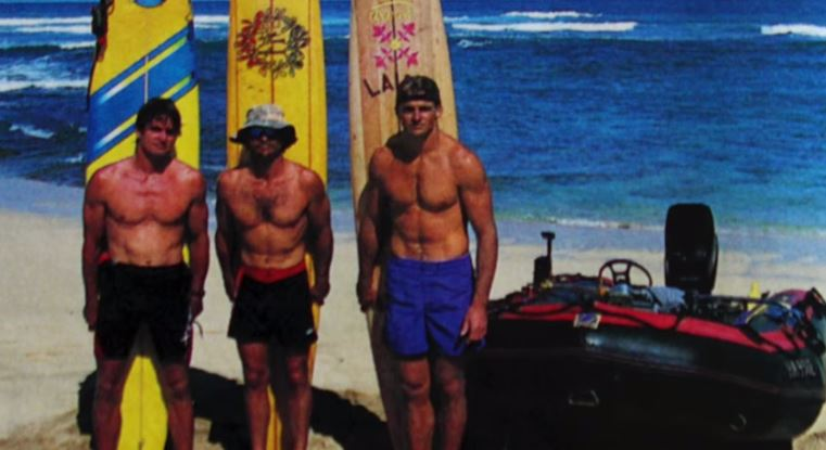 [VIDEO] Buzzy Kerbox – Laird come back to SUP racing