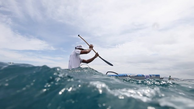 2014 PA'A Kaiwi Channel Solo World Championships