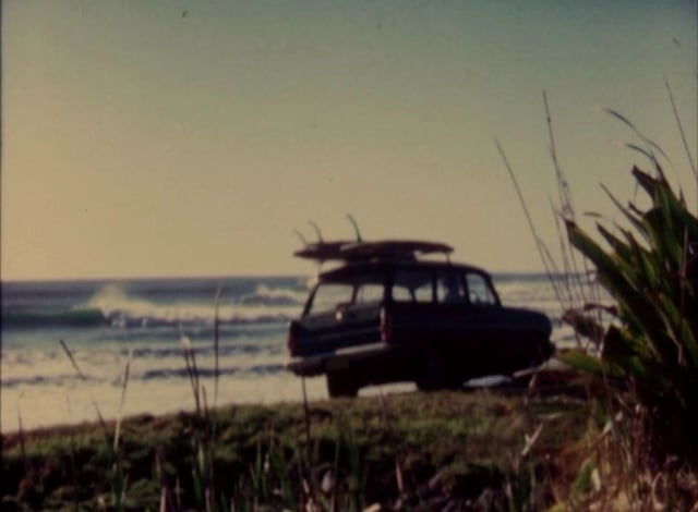 All I've Found by Band of Frequencies. Film by George Greenough.