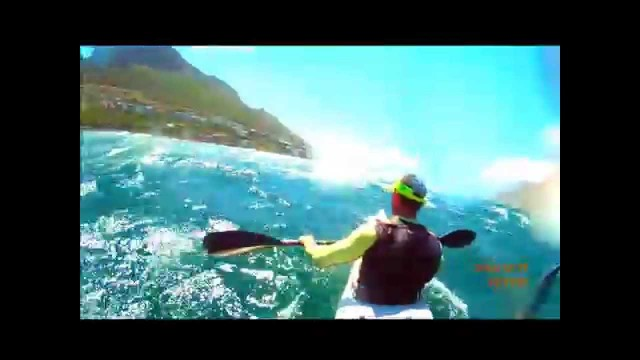 Amazing Surfski Downwind – Millers Run Dec 2013