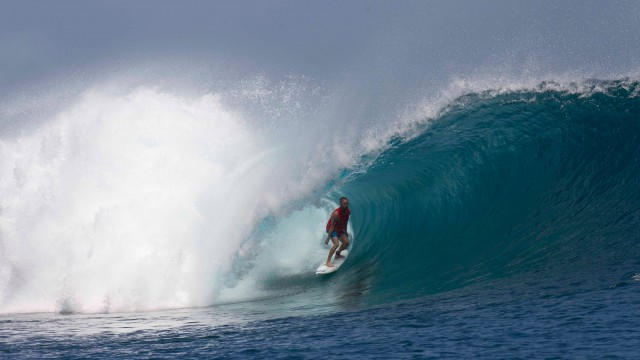 """""""Freedom fighter finds liberty in epic indonesian surf session"""", By Kepa Acero"""
