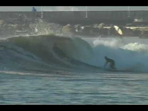 Tom Curren killing Sandspit