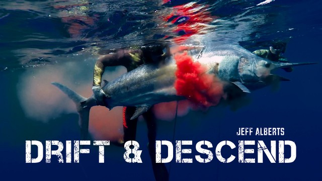 Epic Spearfishing Hawaii // Drift & Descend // Jeff Alberts