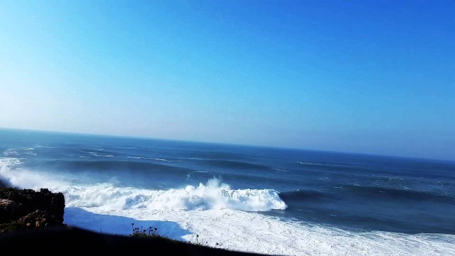 Nazare Massive Paddle Day