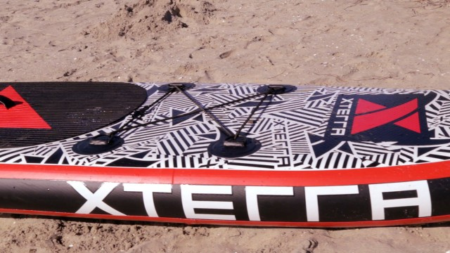 XTERRA Boards Mayhem Board