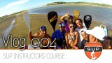 004 ASI Stand up paddle instructors course in Peniche